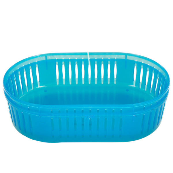 Vented Plastic Storage Basket Set (Pack Of 18)