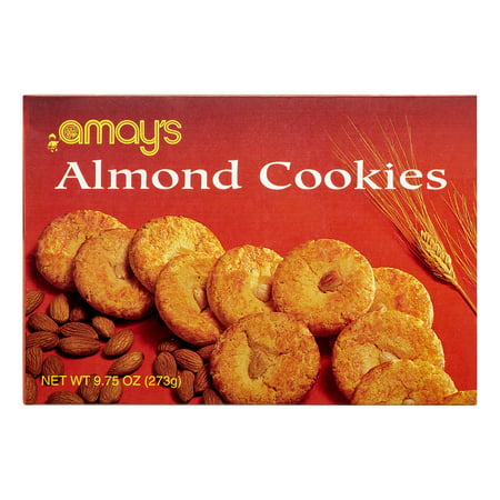 Image of Amay, Amay almond cookies, 18 Piece