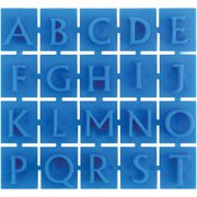 Milestones 905-20-510 Stone Stamps Traditional Style Letters