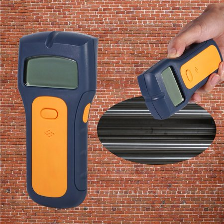 Multifunction Wall Scanner - 3 In1 Multi-function Scanner AC Live Wire Cable Wood Metal Pipes Wall Detector Finder Auto , Wall Detector, Stud Finder