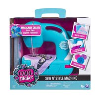Cool Maker - Sew N Style Sewing Machine with Pom-Pom Maker Attachment (Edition May Vary)