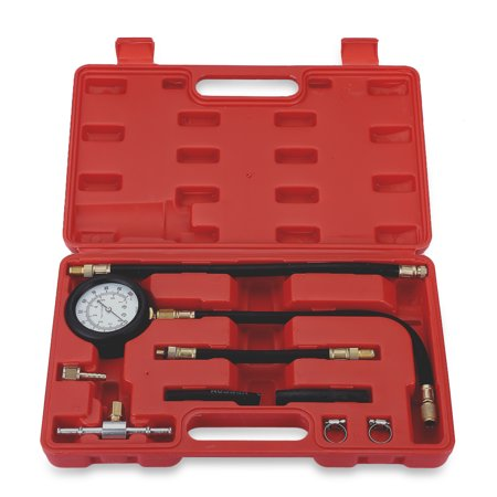 Tu 113  0 100Psi Auto Fuel Injection Pump Pressure Tester Pressure Gauge Test Kit