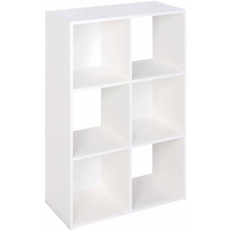 ClosetMaid 6-Cube Organizer, White