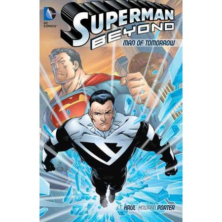 Superman Beyond: Man of Tomorrow by