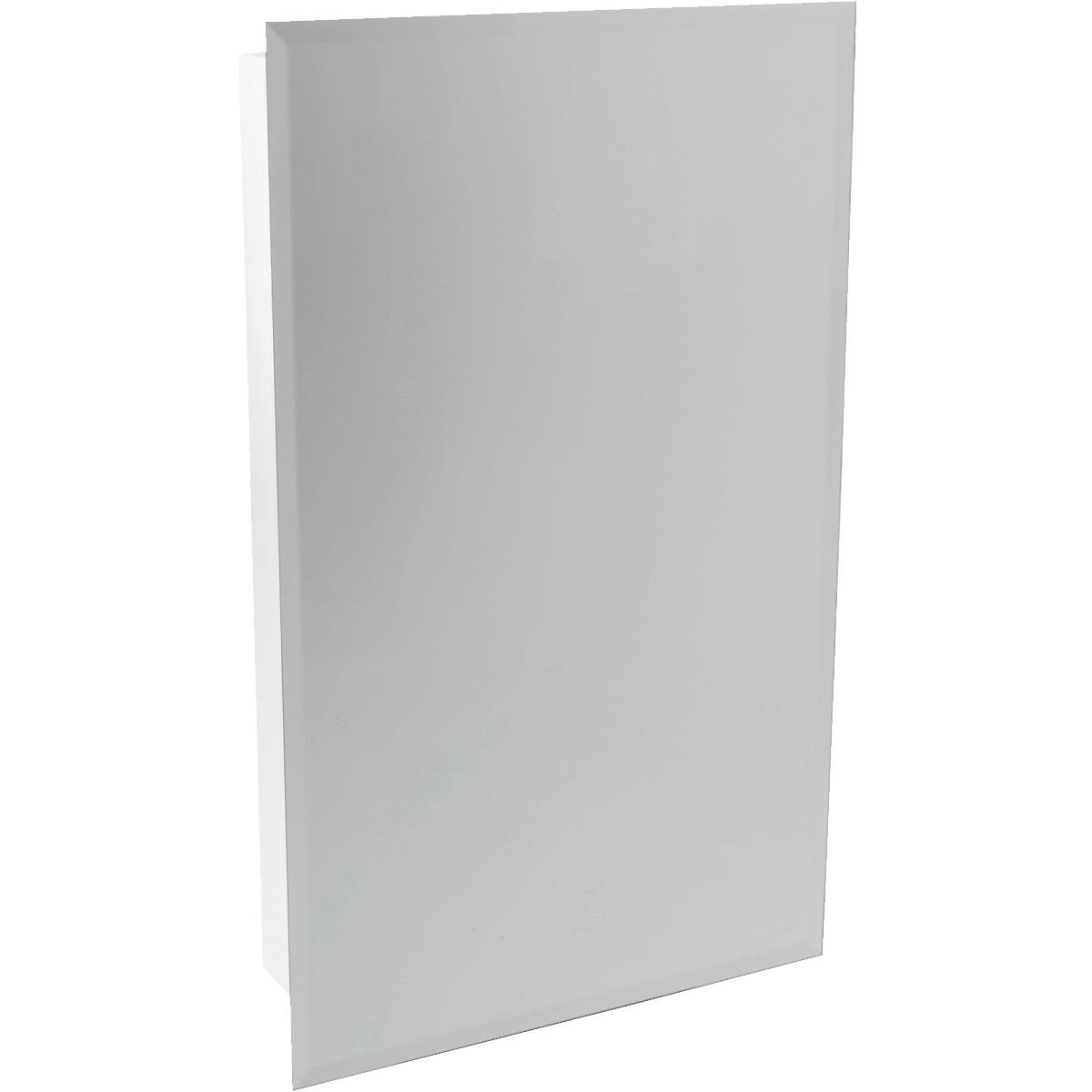Continental Cabinets 16 Frameless Mirrored Door Medicine Cabinet by Continental Cabinets by RSI Home Products