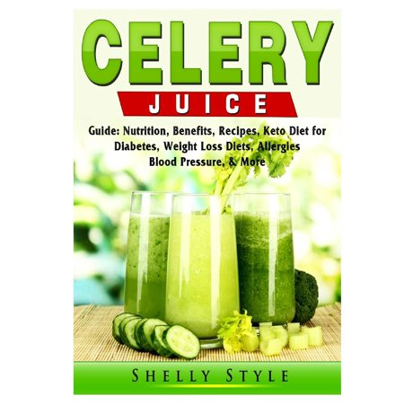 Halloween Bug Juice Recipe (Celery Juice Guide: Nutrition, Benefits, Recipes, Keto Diet for Diabetes, Weight Loss Diets, Allergies, Blood Pressure, & More)