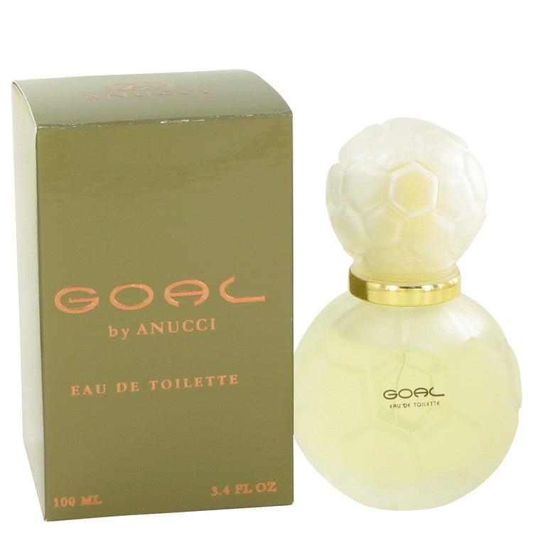 Goal by Anucci - Eau De Toilette Spray 3.4 oz