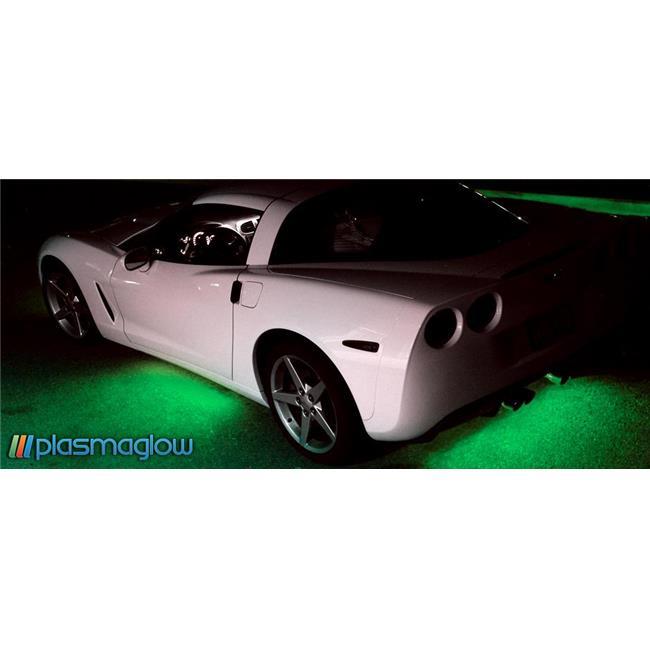 PlasmaGlow 10601 Flexible LED Under Car Kit - RED