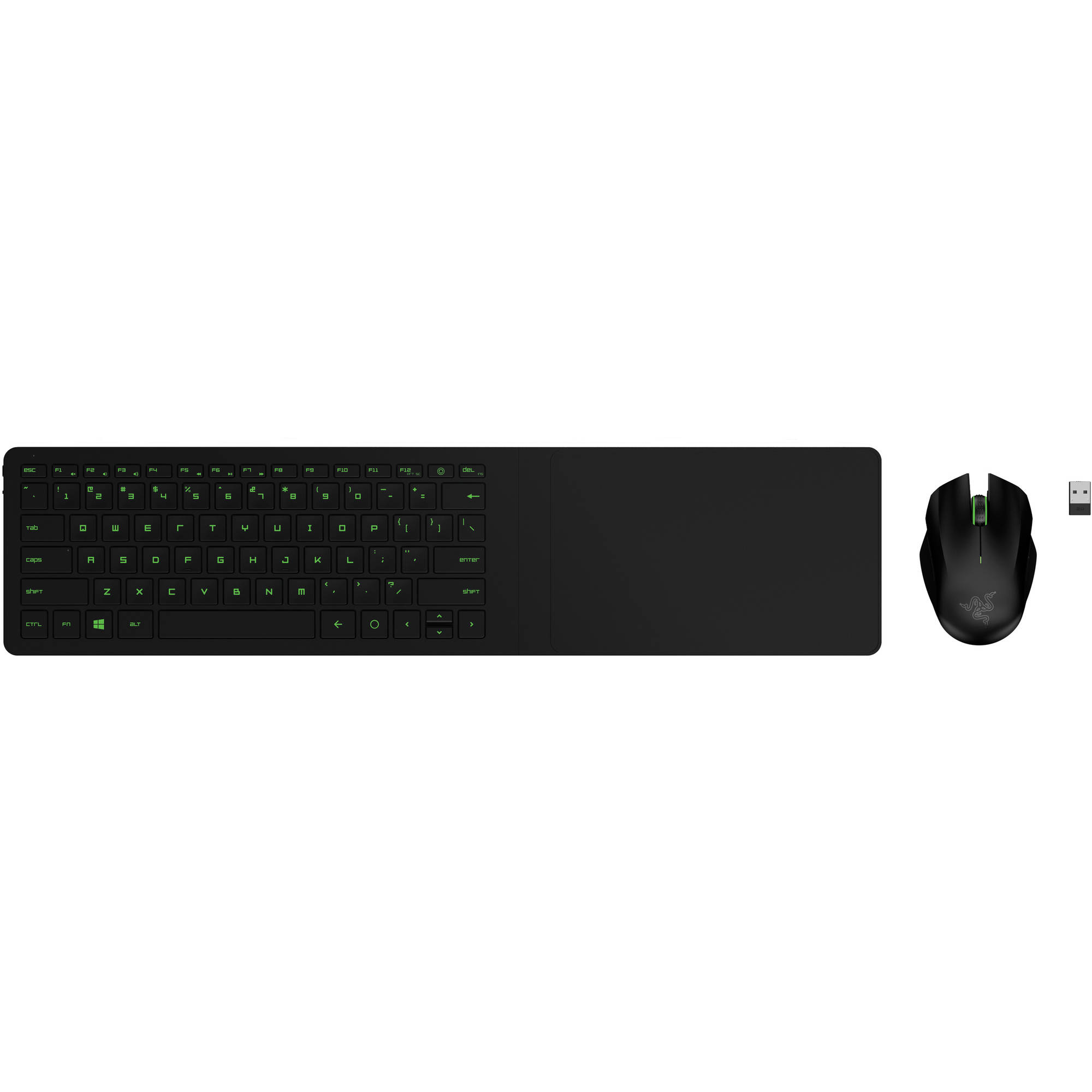 Razer Turret Living Room Gaming Mouse and Lapboard (RZ84-01330100-B3U1) by Razer