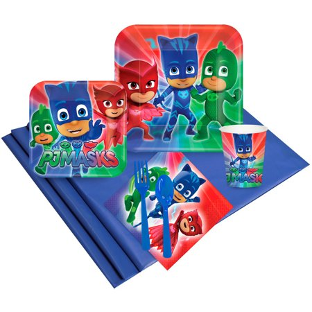 PJ Masks 24 Party Pack - Mask Party
