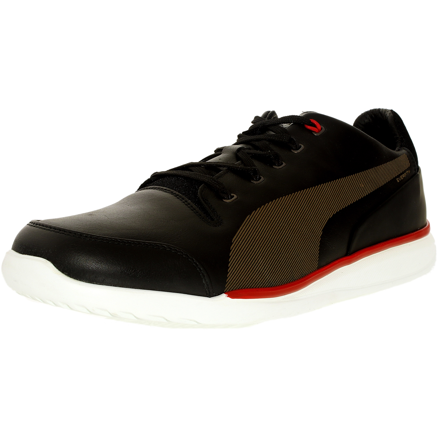 Puma Men's Titolo Sf Everfit+ Moonless Night/Rosso Corsa Ankle-High Walking Shoe - 13M - image 1 de 1