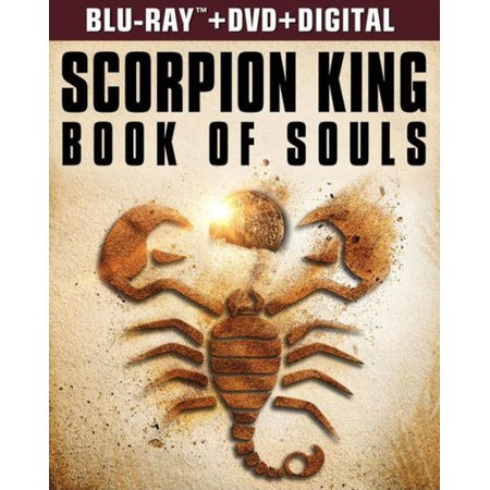 Scorpion King: Book Of Souls (Blu-ray + DVD + Digital