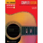 Hal Leonard Guitar Method, - Complete Edition: Books 1, 2 and 3 Bound Together in One Easy-To-Use Volume! (Other)