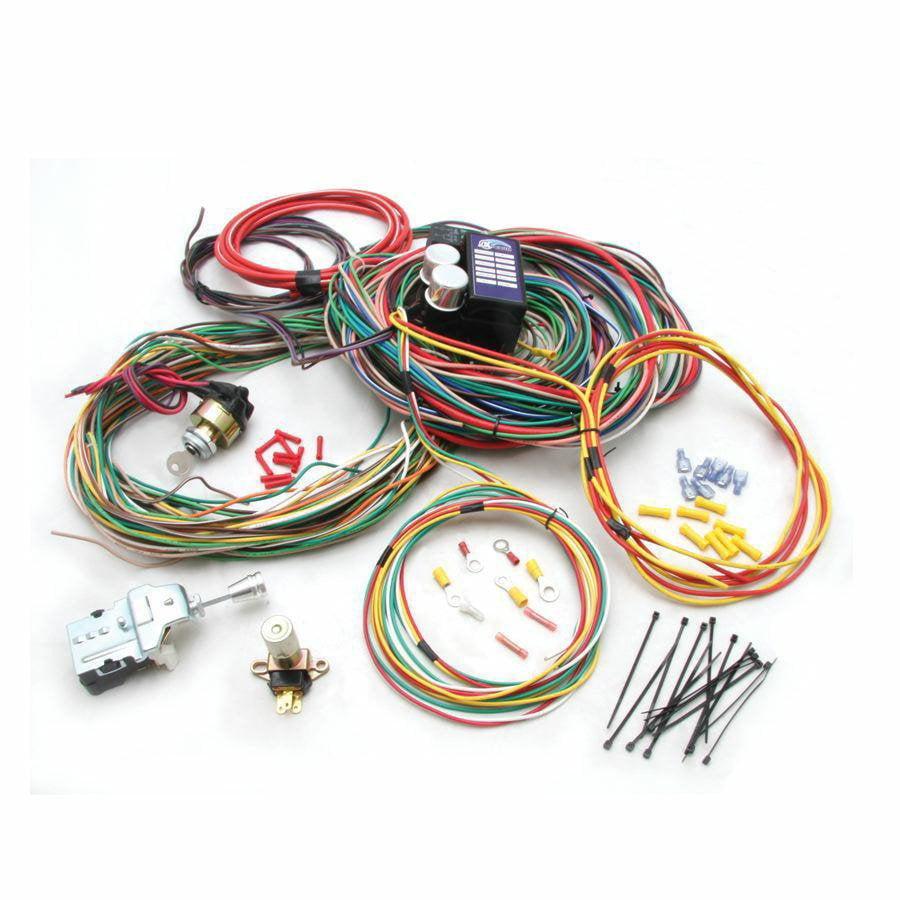 1969 Ford Torino Cobra 428 Main Wire Harness System rat rod backup formula  - Walmart.com - Walmart.comWalmart.com