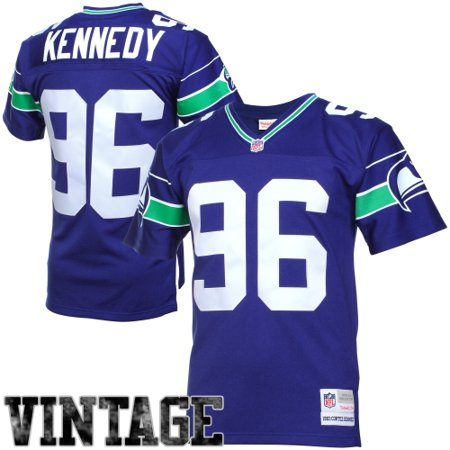 Cheap Cortez Kennedy Seattle Seahawks Mitchell & Ness Retired Player  for cheap