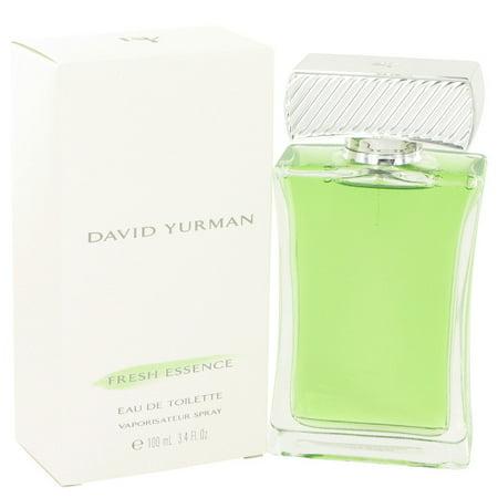 David Yurman Fresh Essence By David Yurman 3.3 oz Eau De Toilette Spray for Women