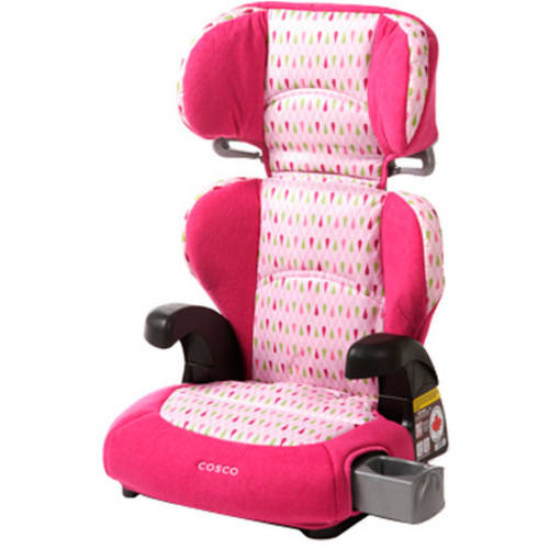 Cosco - Pronto Belt-Positioning Booster Car Seat, Teardrop