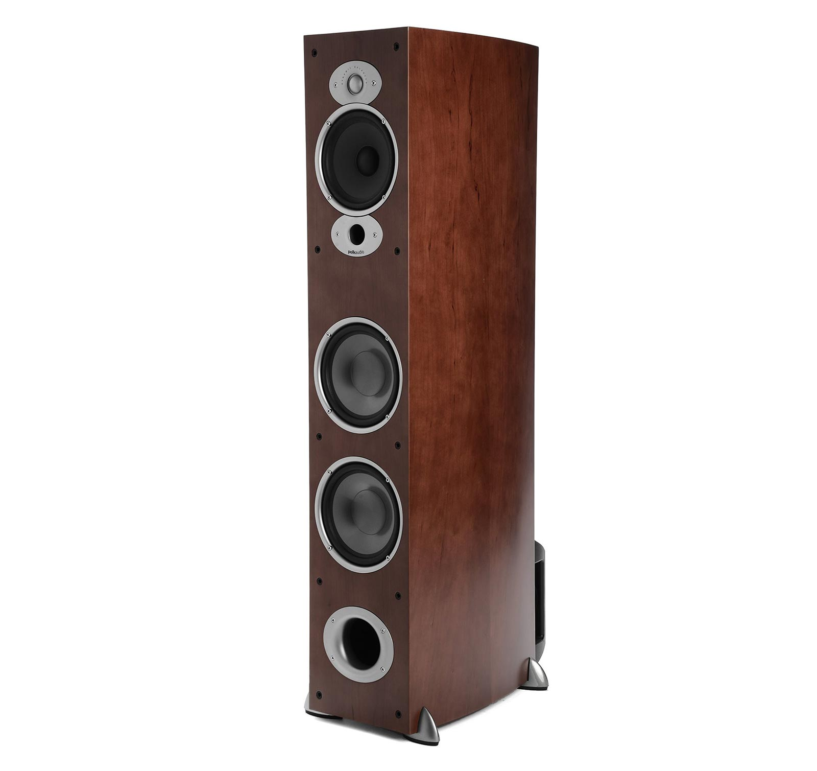 Polk Audio RTi A7 Cherry (Ea) Open Box 3-Way Floorstanding Loudspeaker by Polk Audio