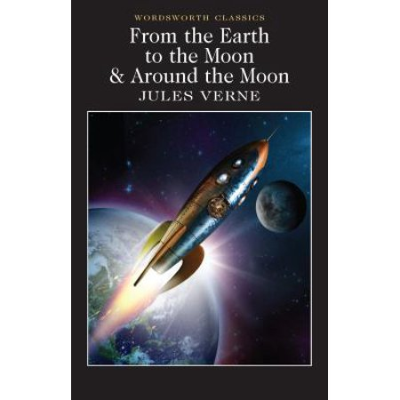 From the Earth to the Moon / Around the Moon (Movement Of The Moon Around The Earth)