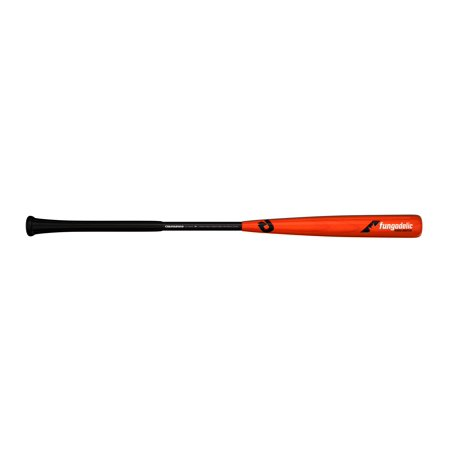 DeMarini Fungodelic Maple Wood Pro Fungo Baseball Bat, ()