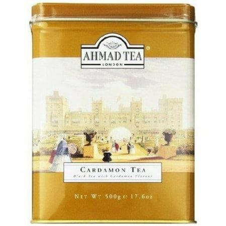 Ahmad Tea London Cardamom Tea - 500g Tin