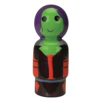 Bif Bang Pow! Guardians of the Galaxy Gamora Pin Mate Wooden Figure