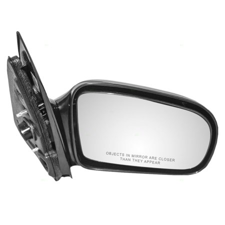 Passengers Manual Side View Mirror Replacement for Chevrolet Cavalier Pontiac Sunfire 22728849