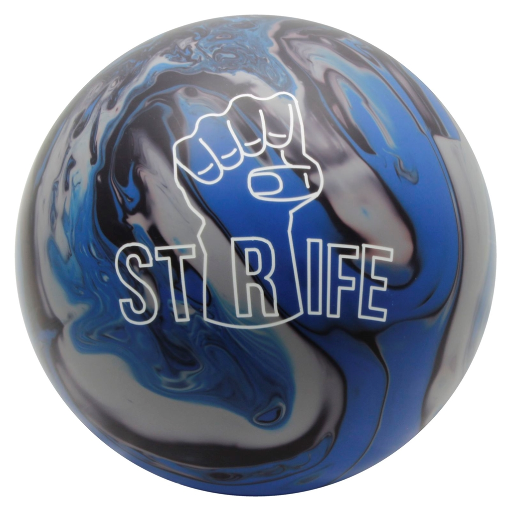 Moxy STRIFE Bowling Ball (13lbs) by Moxy Bowling Products