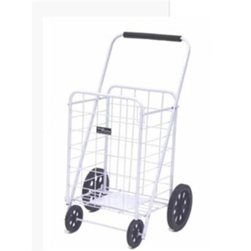Narita Trading 002WH Shopping Cart Super- White