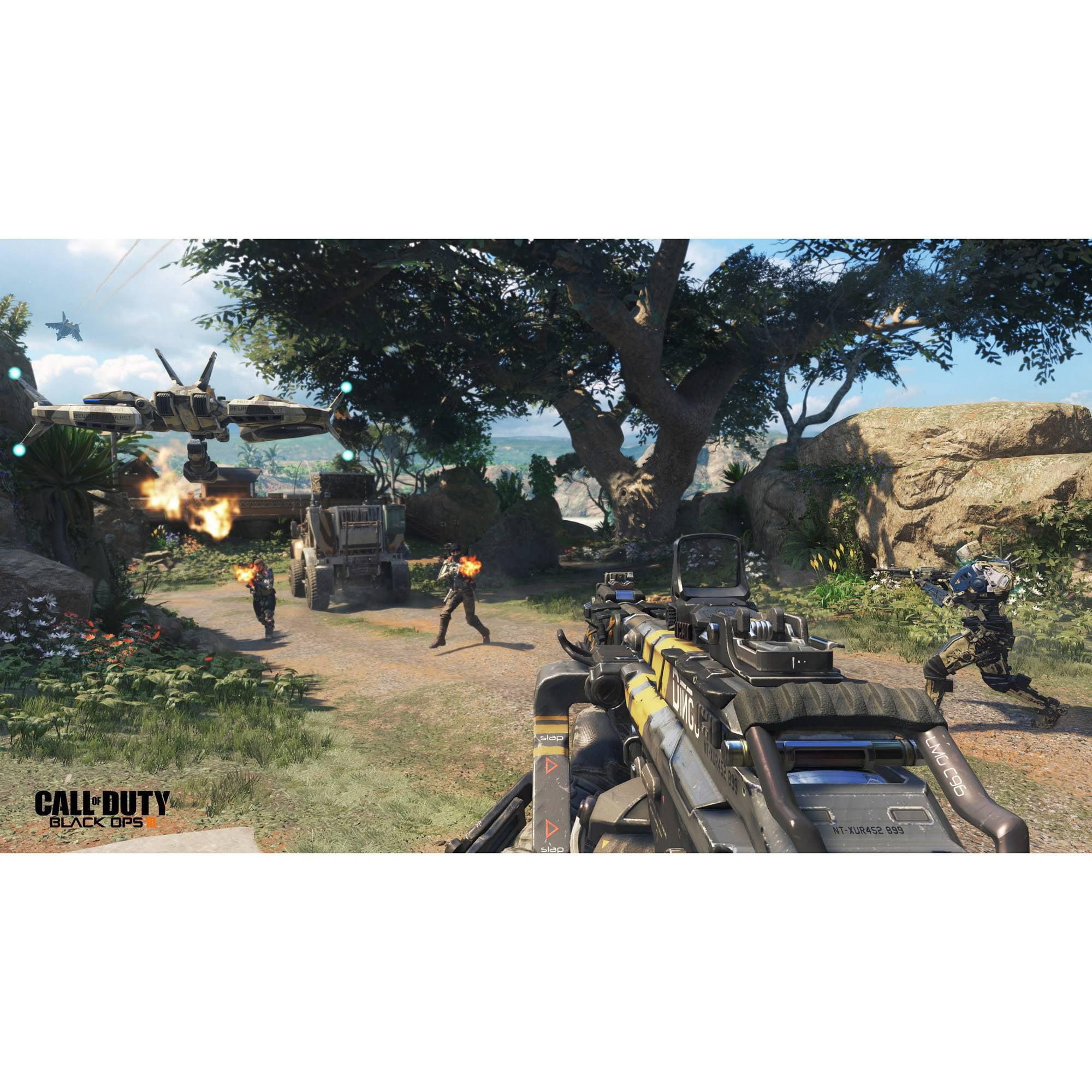 Call Of Duty Black Ops 3 Activision Xbox One 047875874664 Walmart Com Walmart Com