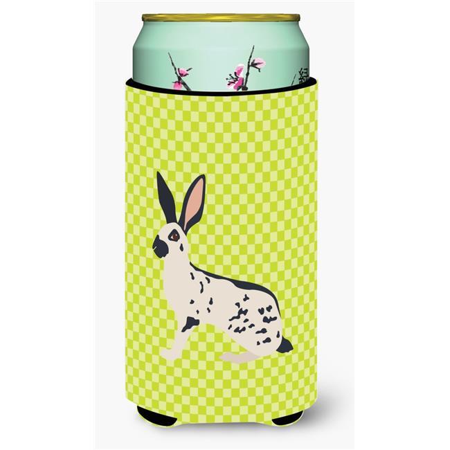 Carolines Treasures BB7787TBC English Spot Rabbit Green Tall Boy Beverage Insulator Hugger - image 1 of 1