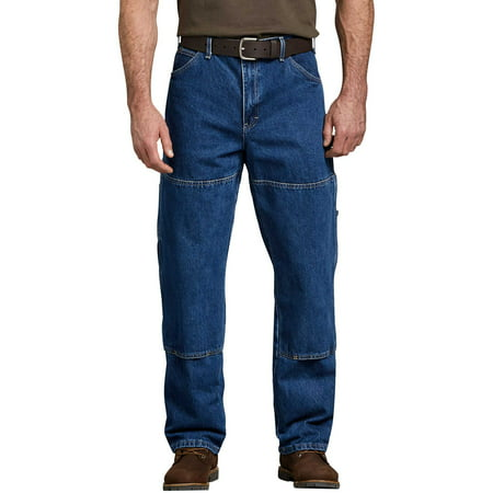 Men's Relaxed Fit Double Knee Carpenter Jean Dickies Double Knee Cell Phone