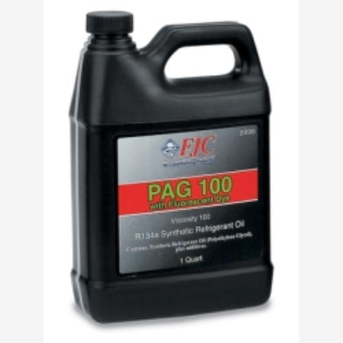 Fjc, Inc. 2496 Pag Oil 100 W/dye-qt