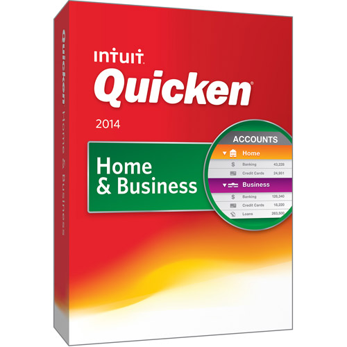 Quicken Home and Business 2014 (PC)