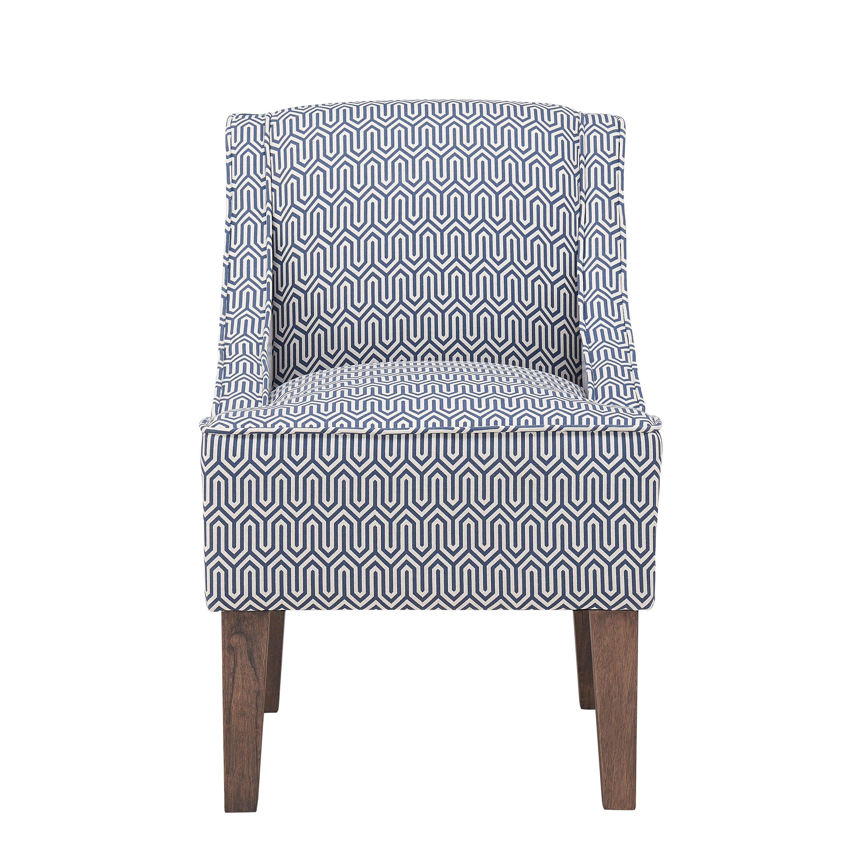 Better Homes & Gardens Geo Swoop Chair, Multiple Colors
