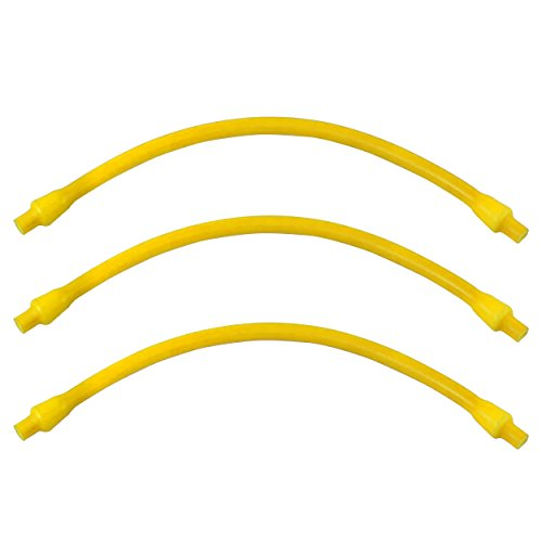 Lifeline 9 in. Cables Three Pack