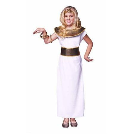 Cleopatra Costume - Size Child-Large - Cleopatra Dress