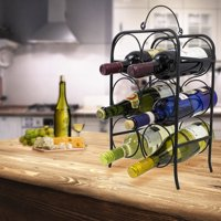 small guide racks holder bottle storage wine and ultimate rack creative countertop ideas