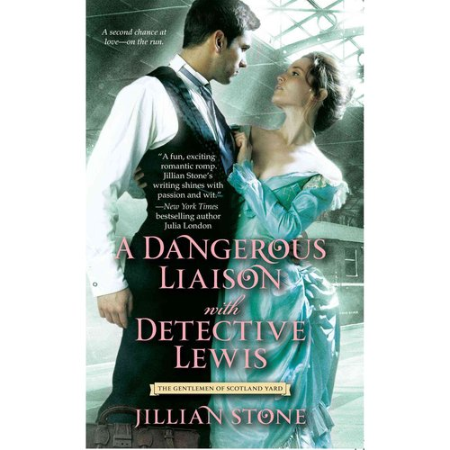A Dangerous Liaison With Detective Lewis