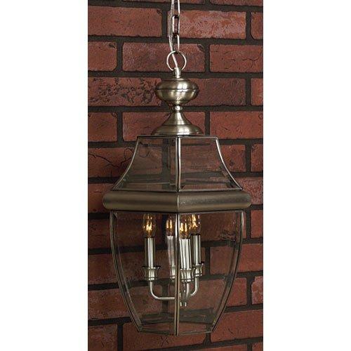Quoizel Newbury NY1180P Outdoor Hanging Lantern by Quoizel