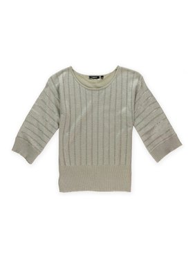 f1e9931ce9 Product Image Elementz Womens Metallic Pullover Sweater