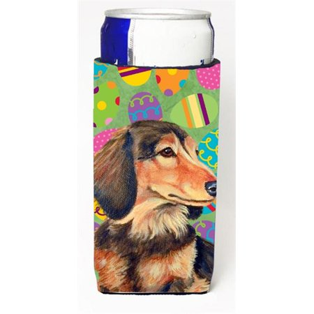 Dachshund Easter Eggtravaganza Michelob Ultra s For Slim Cans - 12 oz. - image 1 de 1