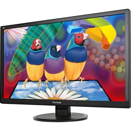 ViewSonic VA2855SMH 28 Inch 1080p LED Monitor with Enhanced Viewing Comfort HDMI and VGA