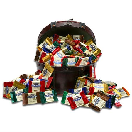 Ghirardelli Holiday Treasure Chest Gift