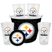 Boelter Brands NFL Gift Bucket Set, Pittsburgh Steelers