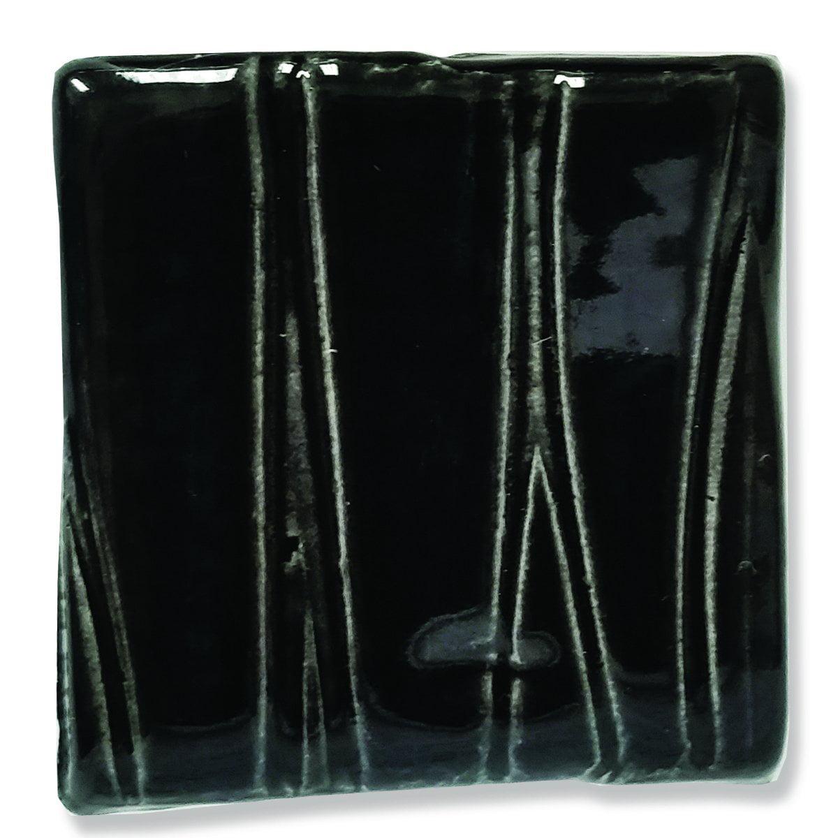 Speedball Art 16 oz. (pint) Earthenware Glaze--Black