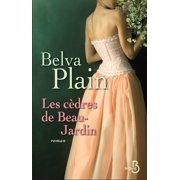 Les cèdres de Beau-Jardin - eBook