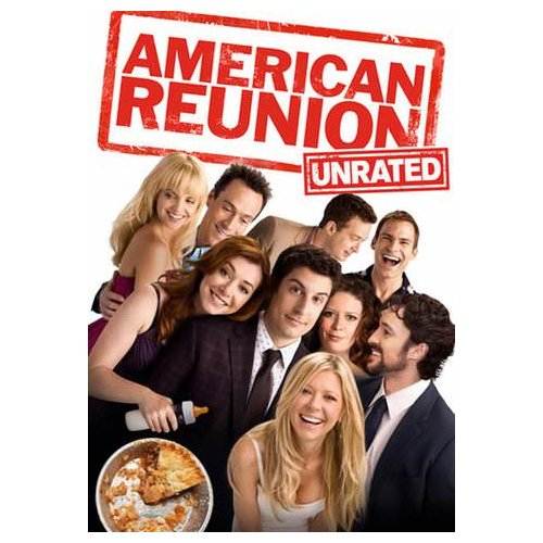 American Reunion (Unrated) (2012)