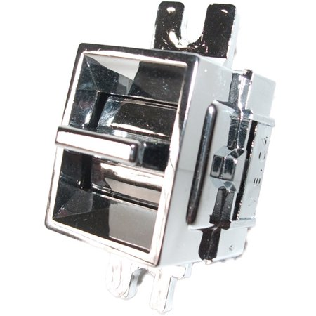 Chevrolet Caprice: Classic Passenger Power Window Switch 1983-1990 (1983 1984 1985 1986 1987 1988 1989 1990) (electric control panel lock button auto driver passenger door) Caprice 4 Button Power Window