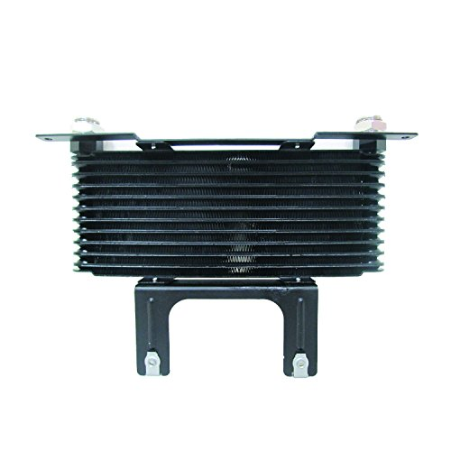 TYC 19027 Replacement External Transmission Oil Cooler, 1 Pack